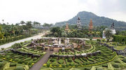 Najpiękniejsze ogrody świata: Suan Nong Nooch