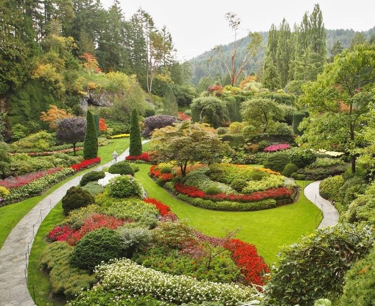 Najpiękniejsze ogrody świata /123RF/PICSEL
