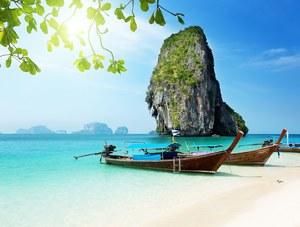 Najpiękniejsze plaże Tajlandii