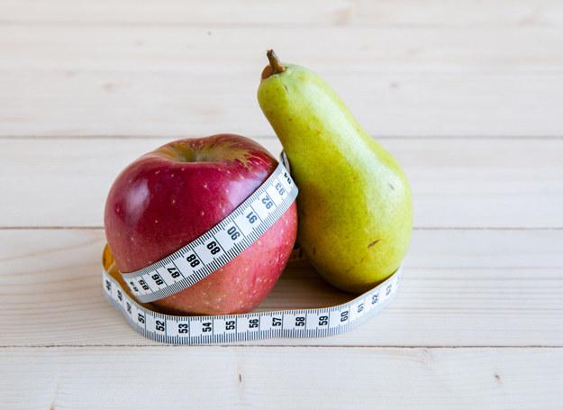 Najpierw określ swój typ figury - jesteś jabłkiem czy może gruszką? /123RF/PICSEL