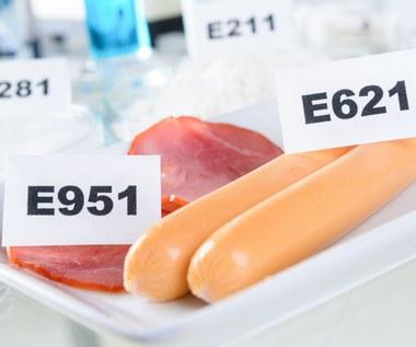 Najpopualrniejsze dodatki E do żywności