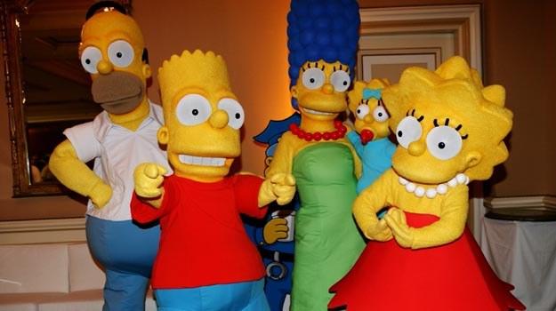Najpopularniejsza amerykańska rodzina? Simpsonowie! - fot. Frederick M. Brown /Getty Images/Flash Press Media