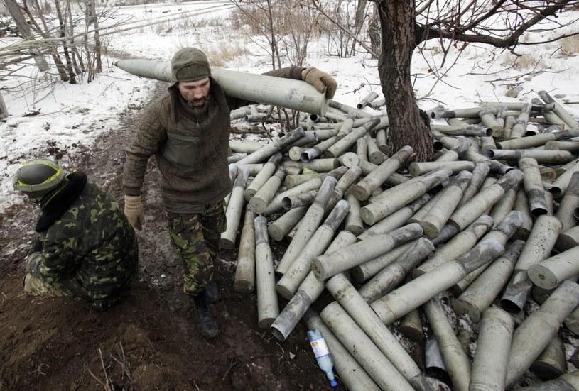 Najprawdopodobniej nie odbędą się planowane od tygodnia rozmowy pokojowe w Mińsku. /AFP