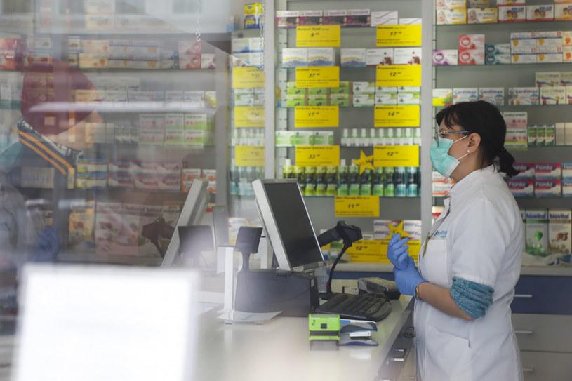 Najprawdopodobniej w czerwcu zabraknie w polskich aptekach wielu medykamentów /Beata Zawrzel /East News/Reporter