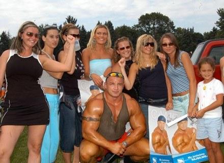 Najsilniejszy człowiek to facet, ale to kobiety są odporniejsze/fot. P. Batorowicz /Agencja SE/East News