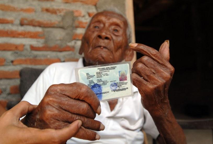 Najstarszy człowiek świata skończył 146 lat /Getty Images