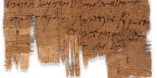 Najstarszy na świecie list pisany ręką chrześcijanina