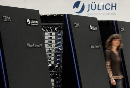 Najszybszy komputer Europy wystartował u naszych zachodnich sąsiadów /AFP