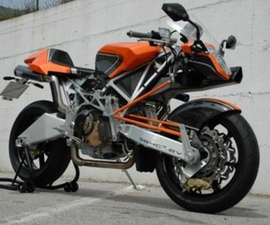 Najszybszy motocykl świata!