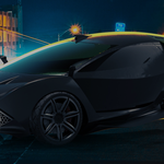 Najszybszy na świecie trójkołowy samochód elektryczny