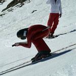 Najszybszy Polak na nartach