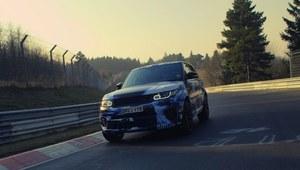 Najszybszy SUV na Nürburgringu