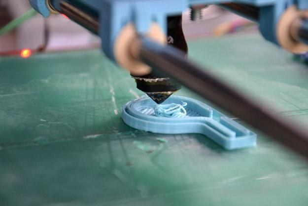 Najtańsze drukarki 3D kosztują około 2 tys. złotych /©123RF/PICSEL