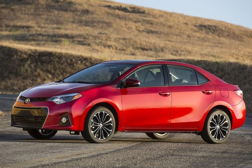 Najtańszym autem w utrzymaniu okazała się Toyota Corolla /
