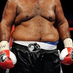 Najtłustszy bokser świata?
