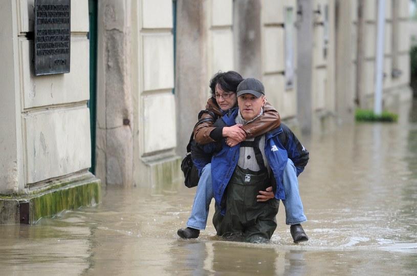 Najtrudniejsza sytuacja jest w Czechach, Niemczech i Austrii /AFP