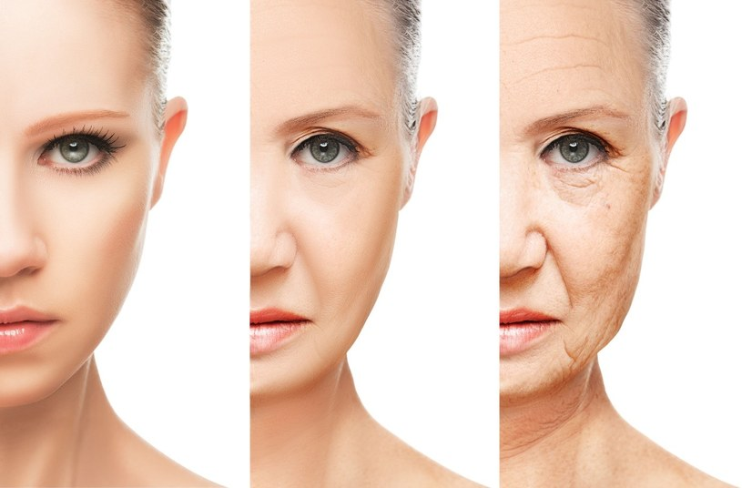 Najważniejsze, to spowolnić proces starzenia skóry /123RF/PICSEL