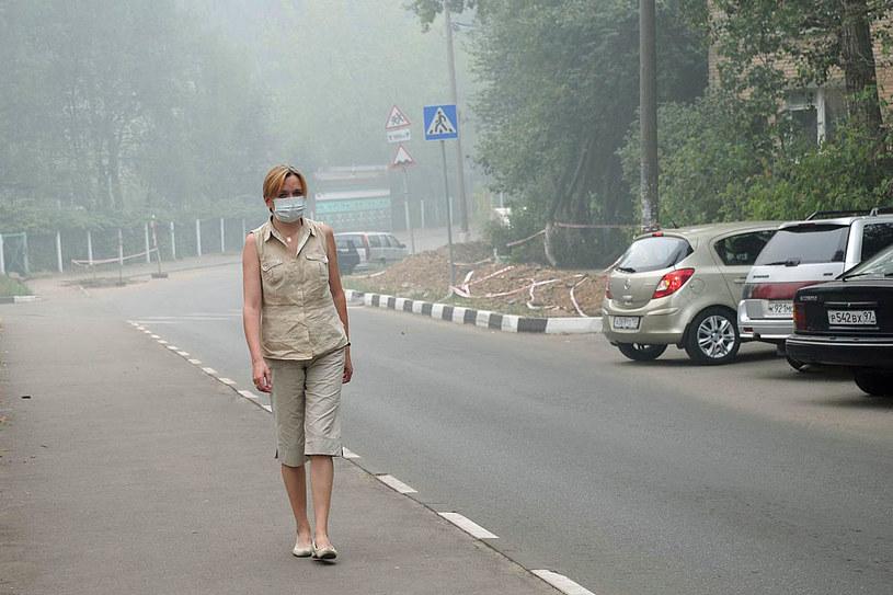 Najwięcej niebezpiecznych związków znajduje sie w zanieczyszczonym powietrzu, którego - niestety - we współczesnym świecie nie ubywa /123RF/PICSEL