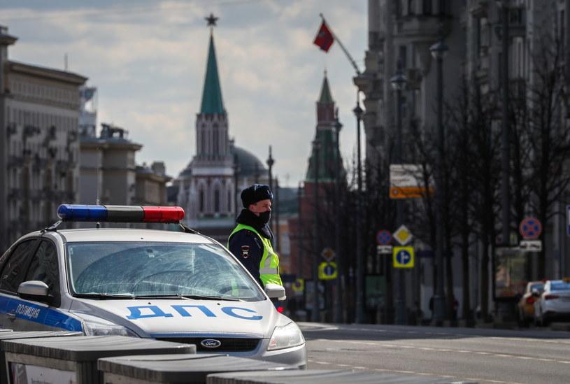 Najwięcej nowych zakażeń ponownie wykryto w Moskwie. /YURI KOCHETKOV /PAP/EPA