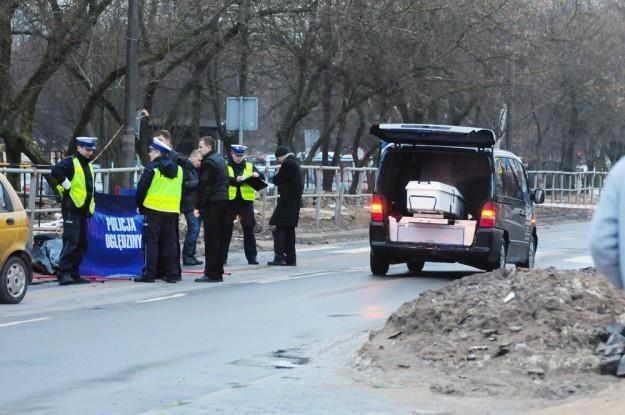 Najwięcej ofiar śmiertelnych wypadków to piesi / Fot: Jacek Litwin /Agencja SE/East News