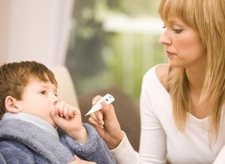 Najwięcej przypadków grypy notuje się od stycznia do marca