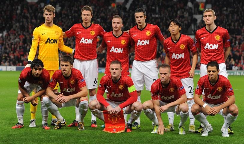 Najwięcej turystów wybiera się na mecze Manchesteru United /AFP