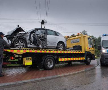 Najwięcej wypadków na polskich drogach powodują Niemcy