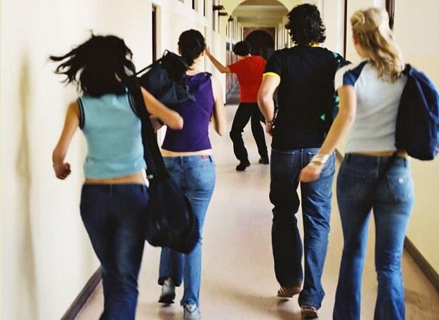 Najwięcej zachowań patologicznych odnotowuje się w gimnazjach /© Bauer