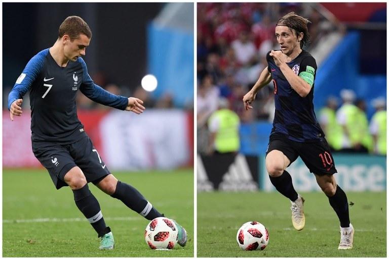 Najwięcej zainteresowania wzbudziły Mistrzostwa Świata w Piłce Nożnej 2018 /AFP