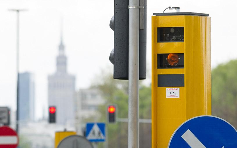 Najwięcej zdjęć zrobił jeden z fotoradarów w Warszawie /Bartosz Krupa /East News