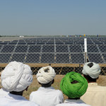 Największa farma słoneczna powstała w Indiach