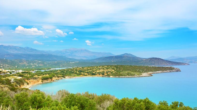 Największą grecką wyspą jest Kreta /123/RF PICSEL