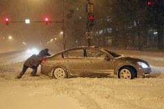 Największa od lat śnieżyca w Chicago