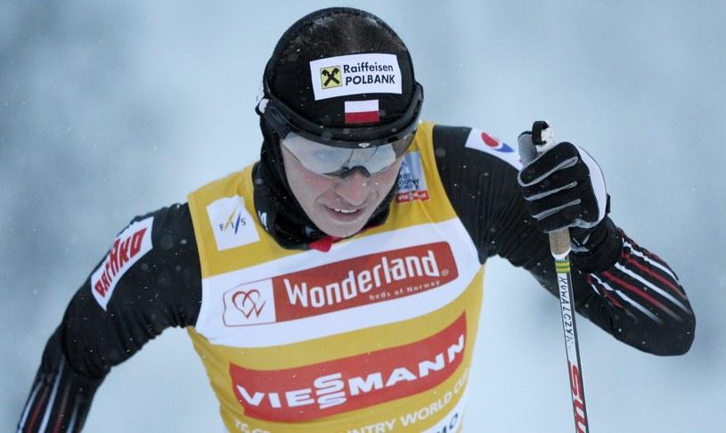 Największe nadzieje medalowe pokładane są w Justynie Kowalczyk /AFP