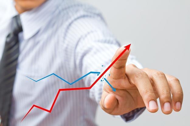 Największe zyski w mijającym roku przyniosły inwestycje w niektóre spółki giełdowe /©123RF/PICSEL