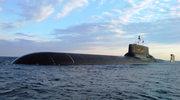 """Największy na świecie atomowy okręt podwodny w drodze na Bałtyk. """"Słoń w składzie porcelany"""""""