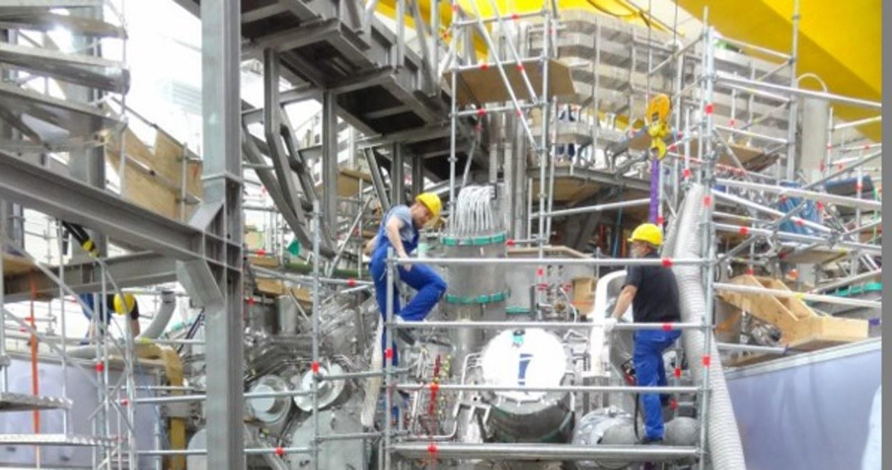 Największy na świecie eksperymentalny reaktor syntezy jądrowe
