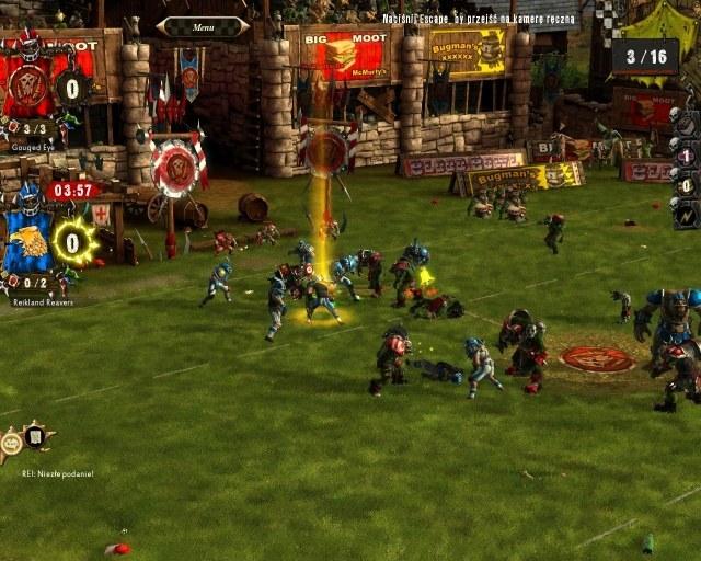 Największy nacisk położono na zapewnienie odpowiedniego wyglądu oraz animacji zawodników /INTERIA.PL