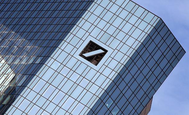 Największy niemiecki bank porozumiał się z amerykańską prokuraturą i resortem sprawiedliwości /AFP