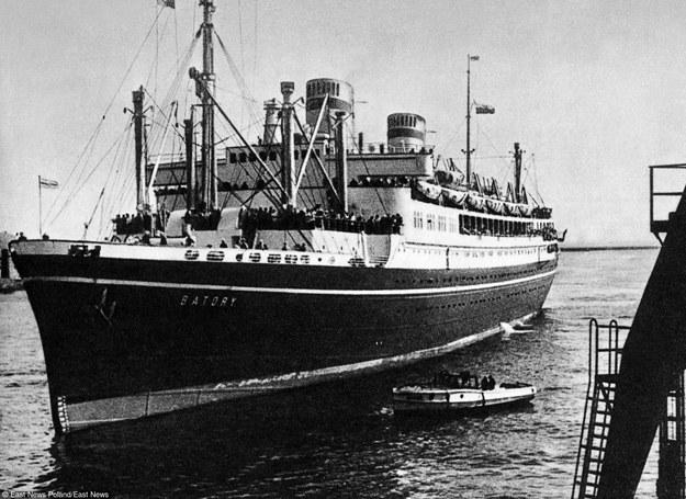 Największy polski statek transoceaniczny /East News