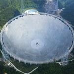 Największy radioteleskop świata ukończony
