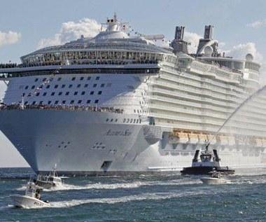 Największy statek pasażerki, jaki kiedykolwiek skonstruowano