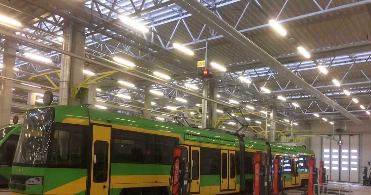 Największy tramwajowy garaż w Polsce! Odwiedzamy zajezdnię w Poznaniu