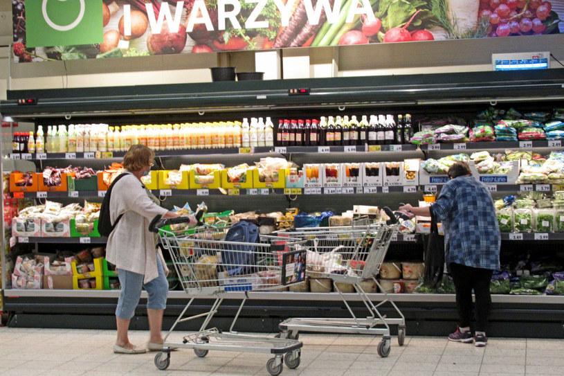 Największy wpływ na wzrost inflacji miały ceny żywności i napojów bezalkoholowych. /ZOFIA BAZAK/Marek Bazak /East News