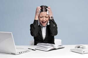 Największy wróg w pracy: Stres