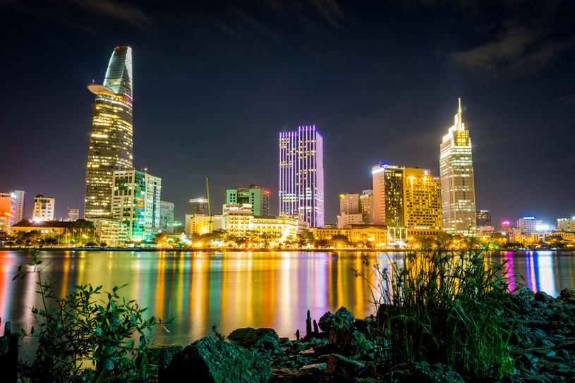 Największym miastem Wietnamu jest Ho-Chi-Minh, dawniej zwane Sajgonem /123RF/PICSEL