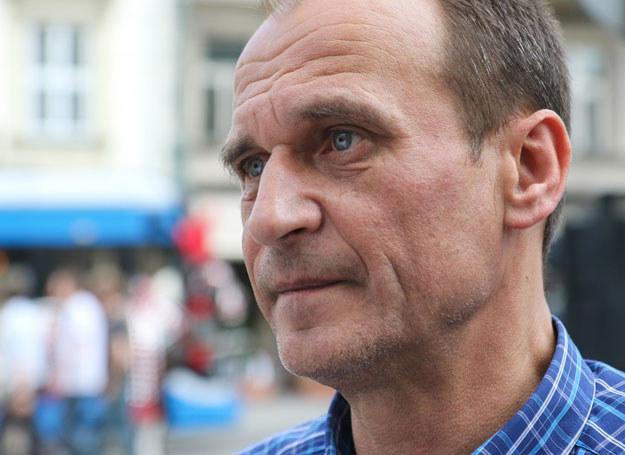 Największym zwolennikiem JOW-ów jest Paweł Kukiz /Jan Graczyński /East News