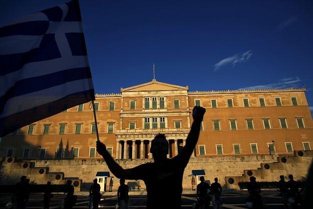 Największymi obligatariuszami greckiego rządu są instytucje niemieckie i francuskie /AFP