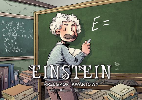 Najwybitniejsi Naukowcy. Einstein. Przeskok kwantowy /INTERIA.PL/materiały prasowe