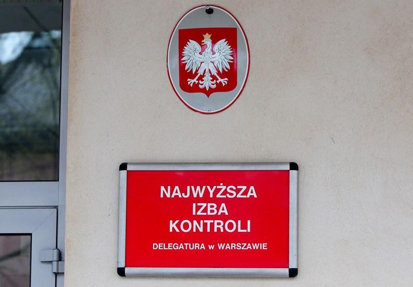 Najwyższa Izba Kontroli /STANISLAW KOWALCZUK /East News